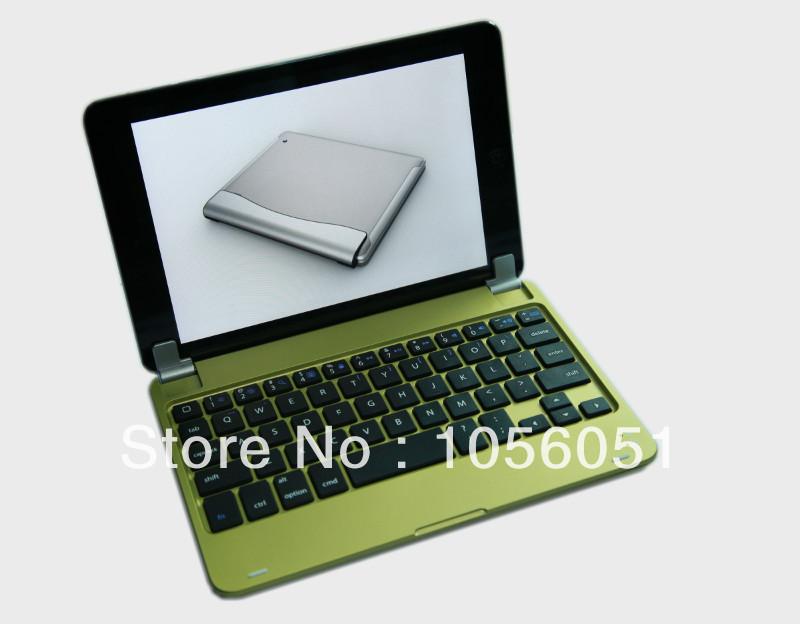 High-grade aluminum bluetooth keyboard Suitable for iPad Mini(China (Mainland))