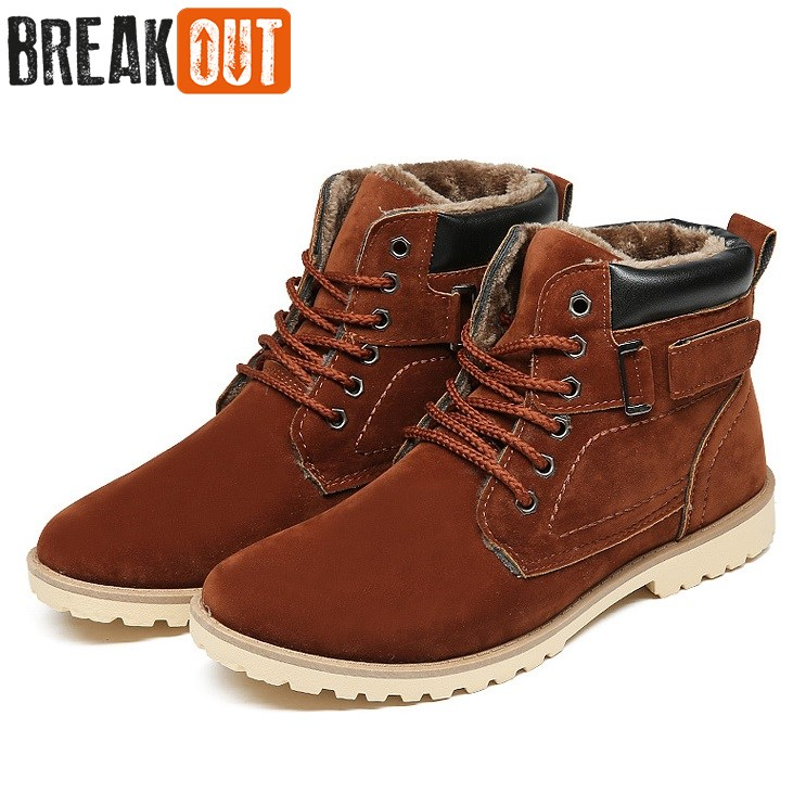 High Quality Mens Snow Boots Cheap Promotion-Shop for High Quality ...