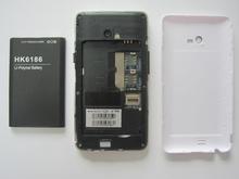 Unlocked Original CDMA 1x 450 800 1900MHZ EVDO CDMA GSM Mobile phone Dual SIM CDMA 450mhz