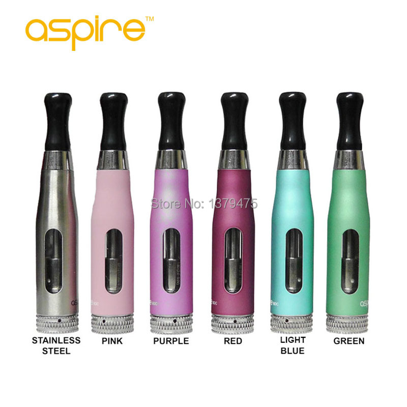 Wholesale E Cigarettes Aspire CE5 S Clearomizer Vaporizer Original Aspire BVC CE5-S Atomizer/Clearomizer Tanks 100pcs/lot