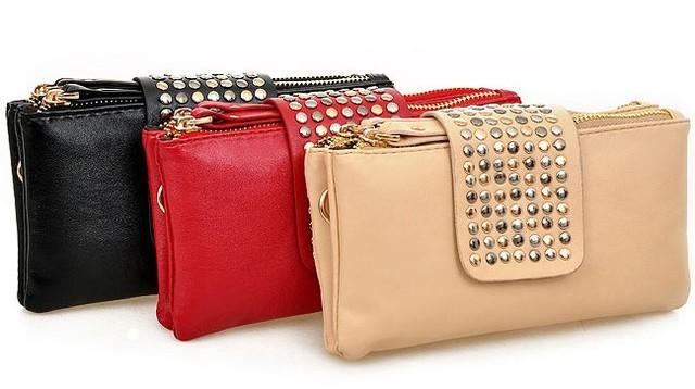 leather designer clutch wallets famous brand women wallets purses 2016 carteiras feminines em couro bolsos carteras mujer