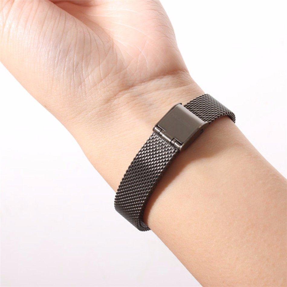 Metal Replacement Strap For Xiaomi Mi Band 2