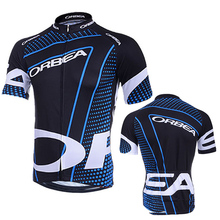 Buy 2016 ORBEA Cycling Jersey Ropa Ciclismo Blue qucik dry polyester Bike shirts Short Sleeve BICYCLING Maillot Summer cycling wear for $17.98 in AliExpress store