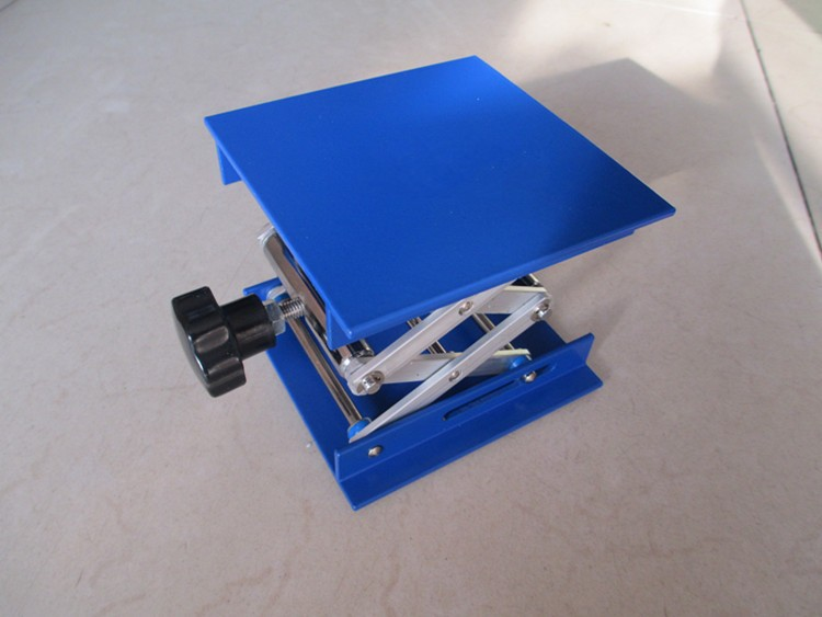 Bandsaw Plans Free Small Table Top Scissor Lift Timber