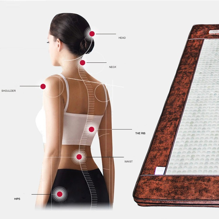 2016 health care product far infrared negative ion massage mattress heating health stone mattress 1.0X1.9M  2016 health care product far infrared negative ion massage mattress heating health stone mattress 1.0X1.9M  2016 health care product far infrared negative ion massage mattress heating health stone mattress 1.0X1.9M  2016 health care product far infrared negative ion massage mattress heating health stone mattress 1.0X1.9M