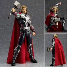 NEW hot 16cm avengers Super hero thor movable action figure toys collection christmas toy doll