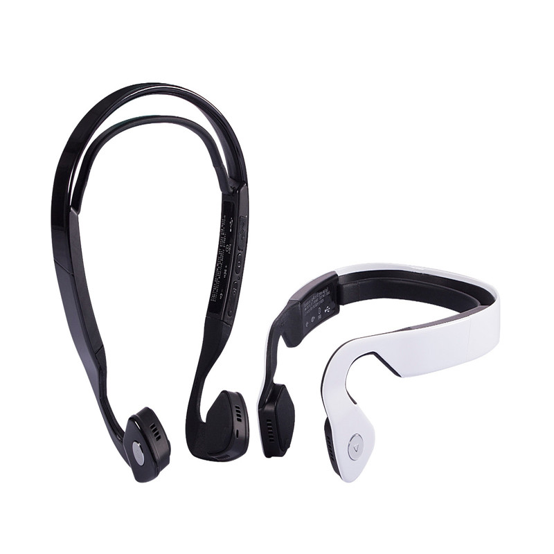 2016 new bluetooth wireless stereo headset sports running music bone conduction headphones. Black Bedroom Furniture Sets. Home Design Ideas