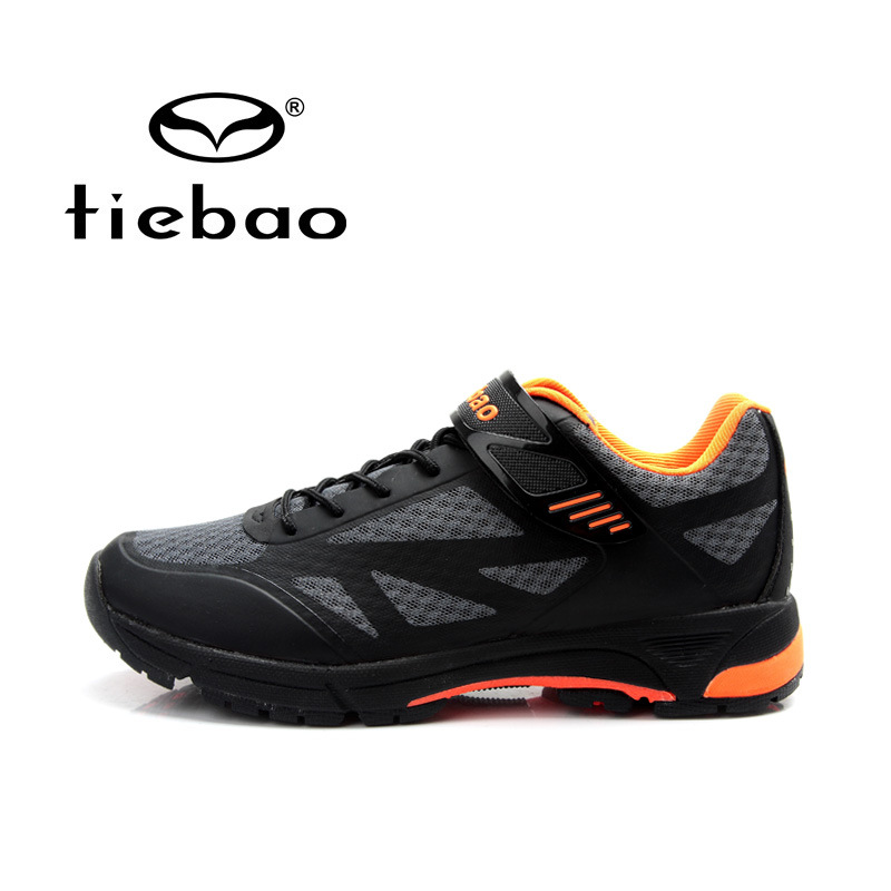 TIEBAO MTB Mountain Road Bike Shoes Breathable Bicycle Cycling Casual Athletic Shoes Men women Rubber Sole Self-Locking Shoes<br><br>Aliexpress