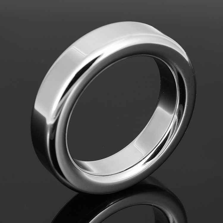 Big Penis Cock Delay Rings Stainless Steel Chastity Loops Male Metal Fetish Scrotum Testicle 4 size Adult Sex Toys FF-A024-9mm<br><br>Aliexpress