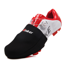 HEROBIKER Bicycle Protector Warmer Boot Cover Outdoor Sports Wear Bike Cycling Shoe Toe Cover Black 1 Pair Size EUR 39-44(China (Mainland))