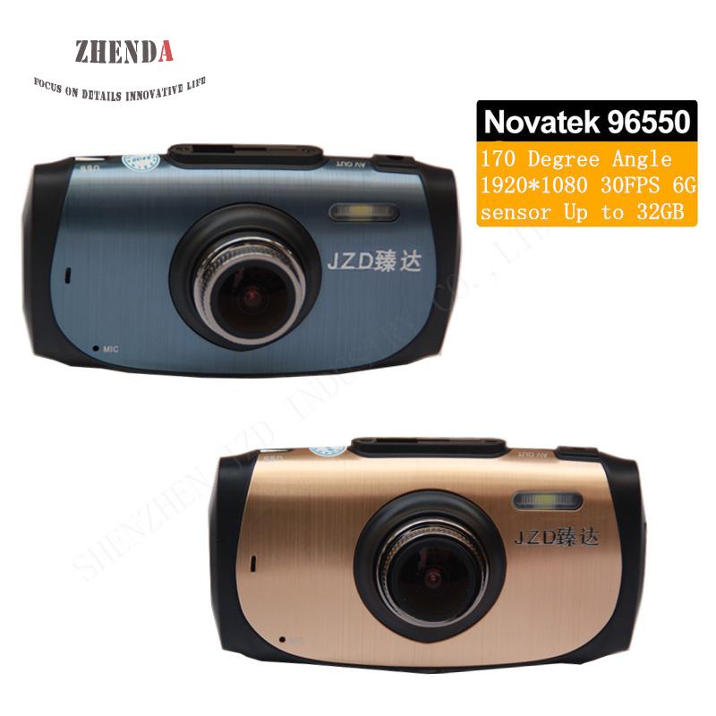 2015 new zhenda dx6 tachograph novatek 96650 1080p car for New camera 2015
