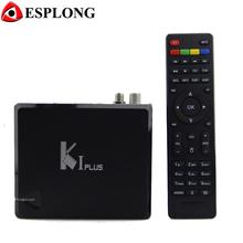 Buy KI PLUS DVB-T2 DVB-S2 Android 5.1 TV BOX Amlogic S905 Quad Core 1GB 8GB 64bit 4K 3D Wifi KODI Media Player Support Miracast DLNA for $66.98 in AliExpress store