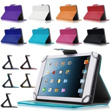 Universal PU Leather Stand Case Cover For Cube iwork 7 Cube Talk 7X Cube T7 7.0 inch Android Tablet Cases S2C43D