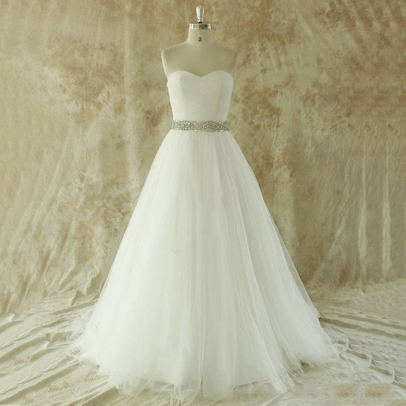 Buy Simple 2016 Vintage Wedding Dress