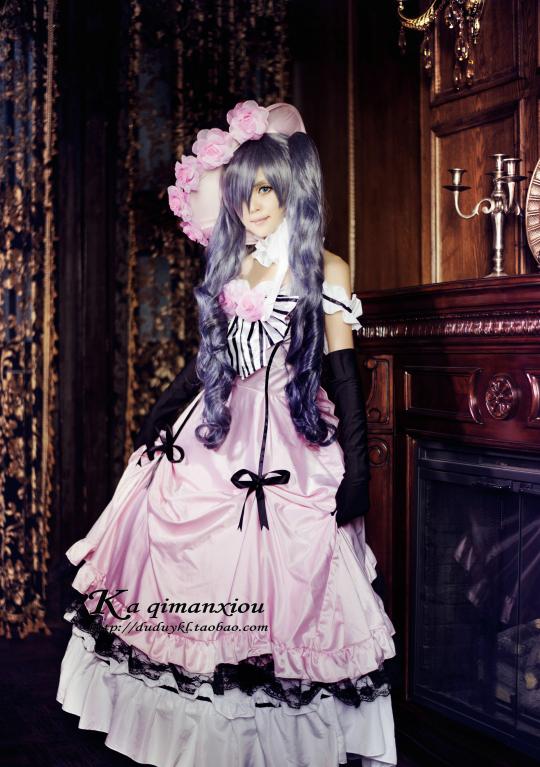 Online kaufen gro handel kuroshitsuji ciel dress aus china for Butlers ausverkauf