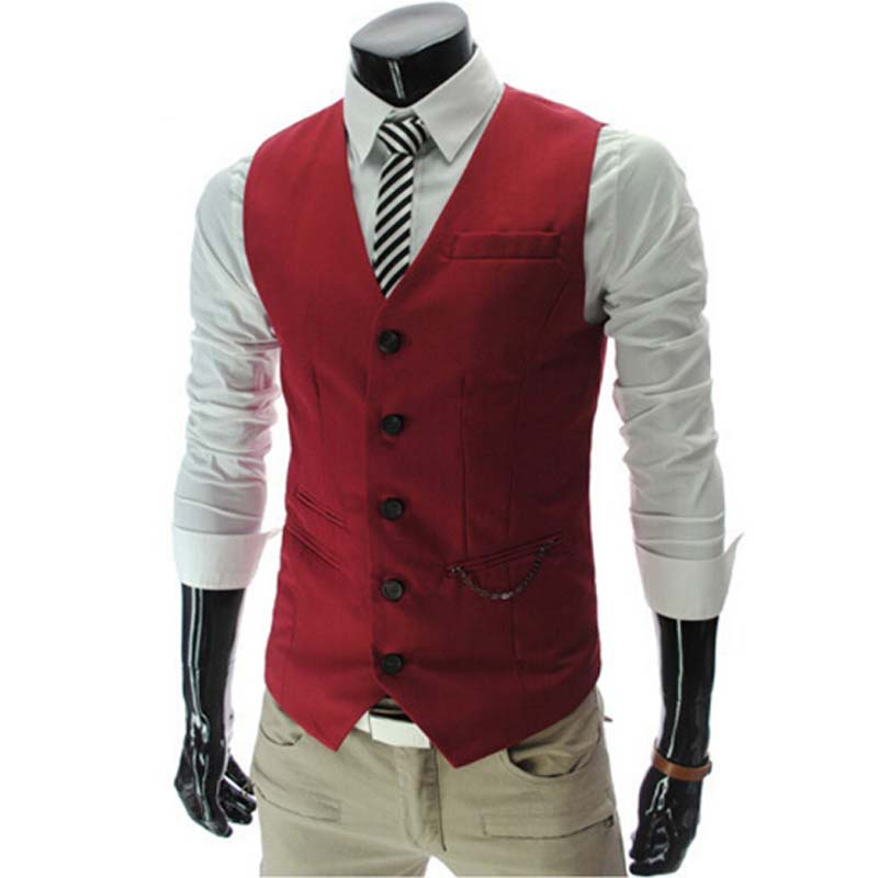 The Gallery For Casual Vest Styles For Men