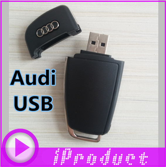 usb audi usb car key flash drive german car memory stick. Black Bedroom Furniture Sets. Home Design Ideas