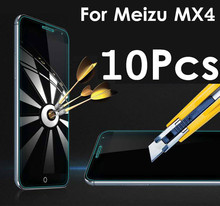 Tempered Glass Screen Protector For Meizu MX4 Mx 4 Protection Cover Protective Film On The Mobile Phones Accessories