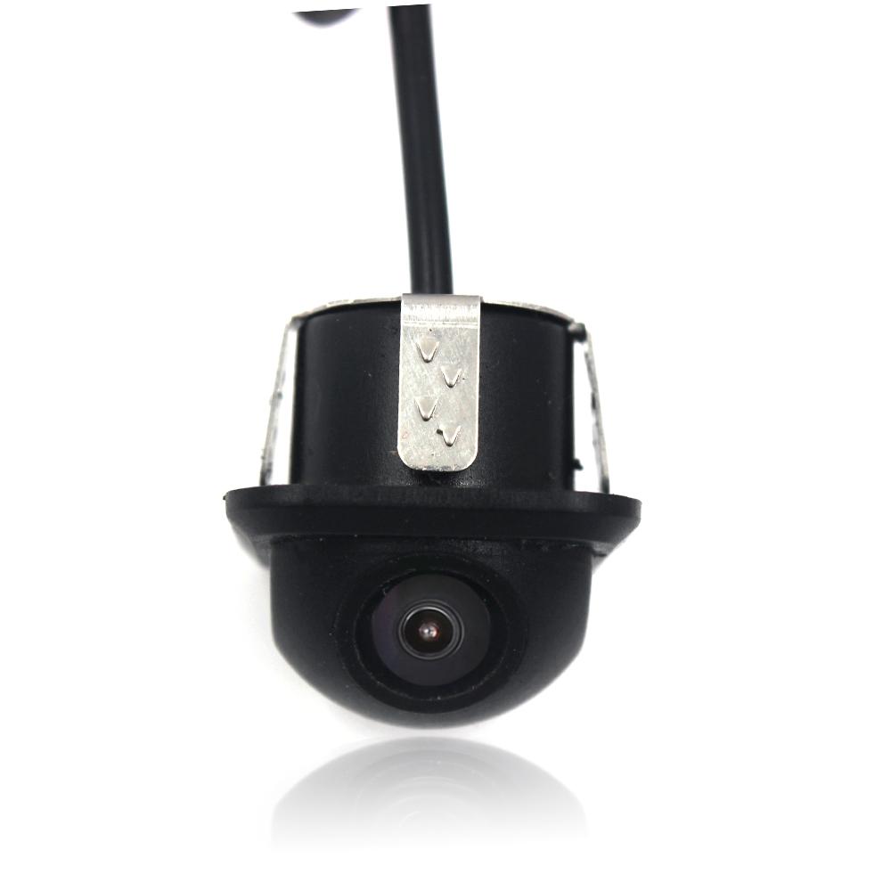 Car Rear View Camera WaterprooHD CCD Night Vision 170 Wide Angle Universal Car Reverse Rearview Camera Car Backup Parking Camera(China (Mainland))