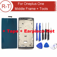 Oneplus one LCD Frame Brand New middle Assembly Replacement 1 Smart Mobile Phone - Etkchina World Store store