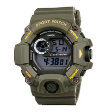 Nuevos deportes exterior multifunción relojes digitales montañismo está a prueba de agua reloj Ms estudiantes reloj