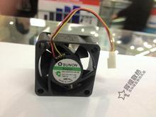 Sunon 4020 40 мм x 40 мм x 20 мм KDE1204PKVX маглев кулер вентилятор охлаждения 12 В 1.6 Вт 3 провод 3Pin разъем для CISCO 2950 — 24