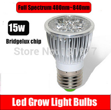 New Arrival Full spectrum LED Grow lights ,E27 grow bulbs 400nm~840nm with 3w bridgelux for MJ plant grow /flowers,(China (Mainland))