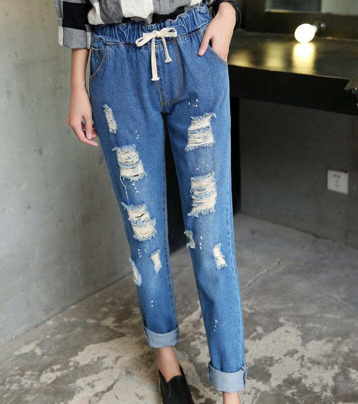 Cheap Destroyed Jeans for Women Promotion-Shop for Promotional