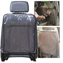 Transparent PVC Accessories Baby Boy Toddler Anti Kick Mat Car Back Seat Protection Cover Protector Sheet Auto Liner Vehicle Mat(China (Mainland))