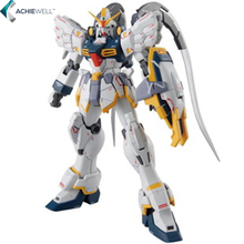 2016 New Gogo MG 1/100 XXXG-01SR Sandrock Assembly Gundam Action Figure With Cloak Anime Adults Collection Model Toys Gifts