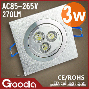 3w led ceiling lamp<br><br>Aliexpress