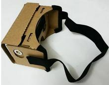 2016 new  Arrival Google Cardboard Virtual Reality VR Mobile  Activity Amusement Toys Novelty Games toys for children hot sale (China (Mainland))