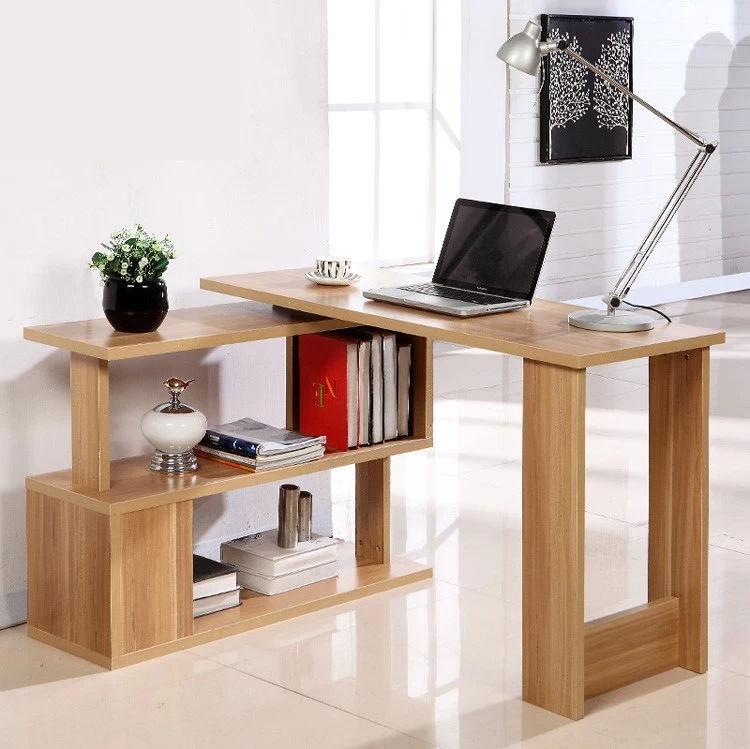 Minimalist corner desk double crown st modern minimalist des.