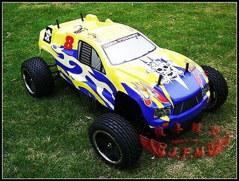 RC Model Gas Car 1/5 2WD Truck RTR(China (Mainland))