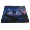 New Fashion Large Mouse Pad Warriors Anime Swords Dual Wield Art Pattern Mousepad Gaming PC Computer