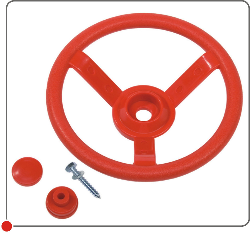 GladSwing Outdoor Plastic Steering Wheel Kids Toys Backyard Playground 4 Colors(China (Mainland))