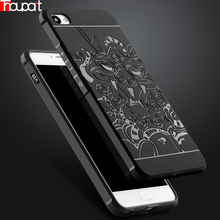Buy Meizu U20 Case 5.5inch High Phone Bags Shockproof 3D Dragon Soft Silicone Heavry Duty Rubber Back Cover Armor for $4.46 in AliExpress store