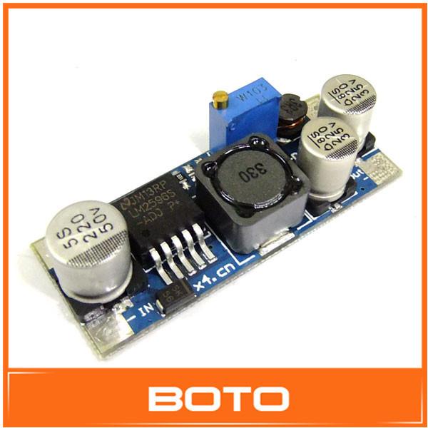 Преобразователь LM2596 DC Converter 5 /lm2596 dc/dc #0900417 DC-DC Buck Converter lm2596 dc to dc voltage reducing converter circuit board deep blue
