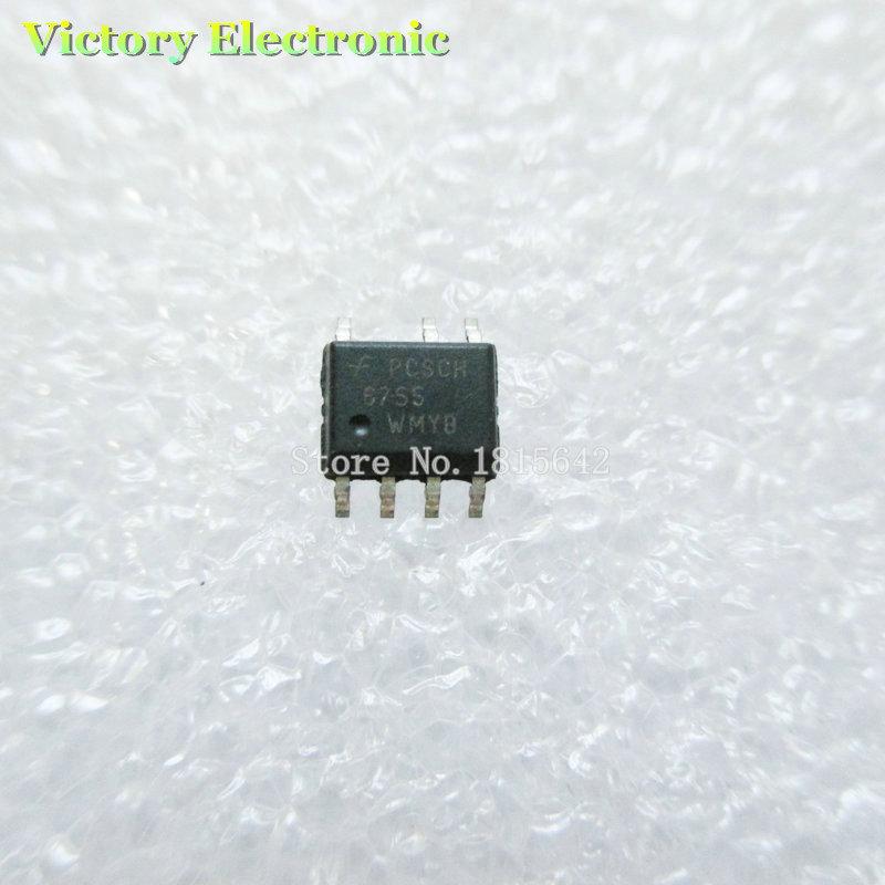 Гаджет  10PCS/Lot New FAN6755 MYC6755 6755 SMD SOP-7 LCD Power Chip Wholesale Electronic None Электронные компоненты и материалы
