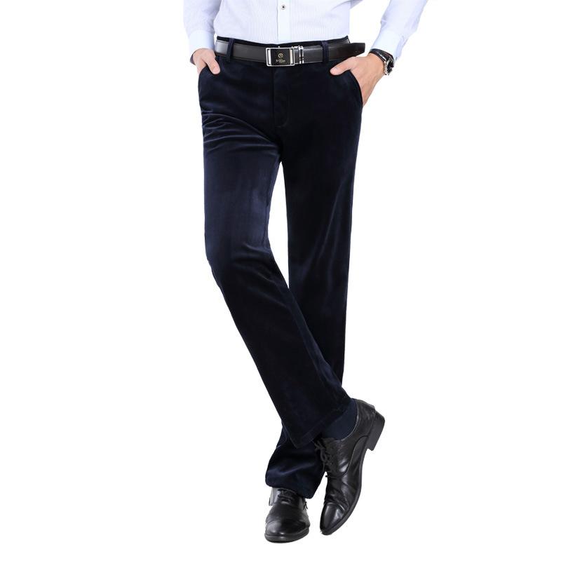 Corduroy pants Dongkuan men's casual trousers straight jeans child long pants wholesale men's business casual pants(China (Mainland))
