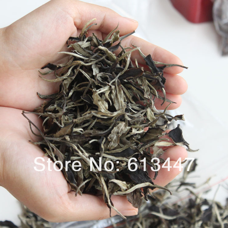 110g Top quality white moonlight Raw puer tea, Famous loose puerh tea,free shipping<br><br>Aliexpress