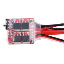 Free Shipping Brush 10A ESC Speed Controller with/without Brake for RC Car/ Boat