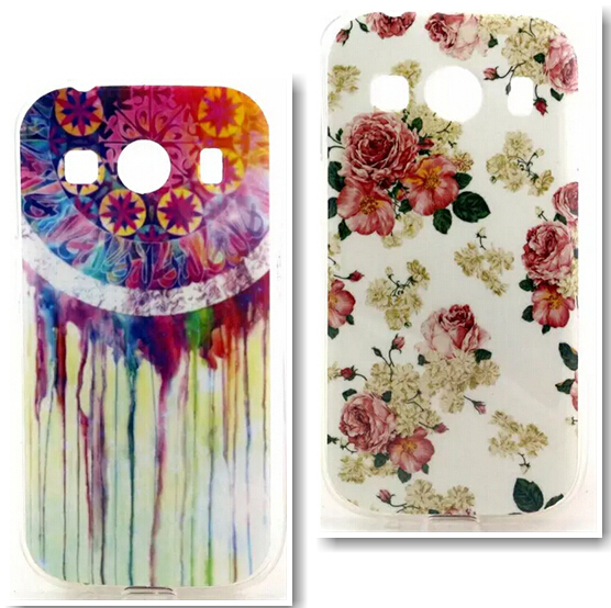 Luxury TPU Case Soft Cover Samsung Galaxy Ace 4 G357 LTE 4G STYLE Fashion Printing Cases Back - Shen Zhen Kingma Electronic Co., Ltd store