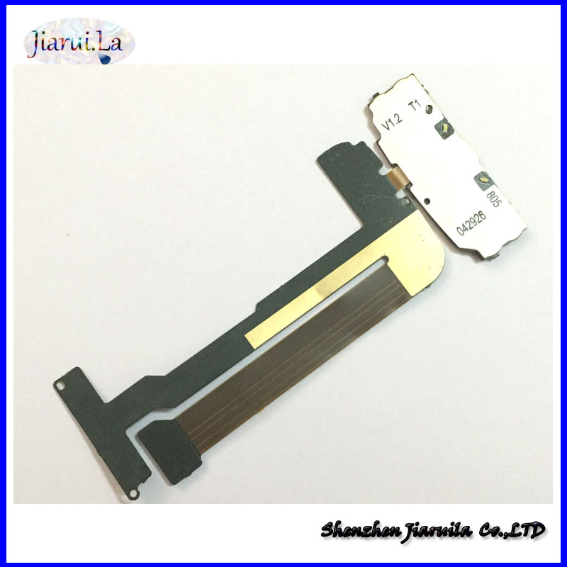 10pcs/lot New LCD Screen Connector Flex Cable Flat Cable Ribbon For Nokia N95 8gb Flex Cable(China (Mainland))
