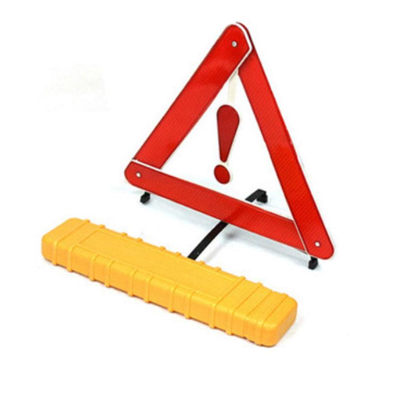 Горячая распродажа автомобиль треугольник предупреждение складная доска автомобильная стоянка отражающей безопасности предупреждение чрезвычайных предупреждающих треугольников знаки