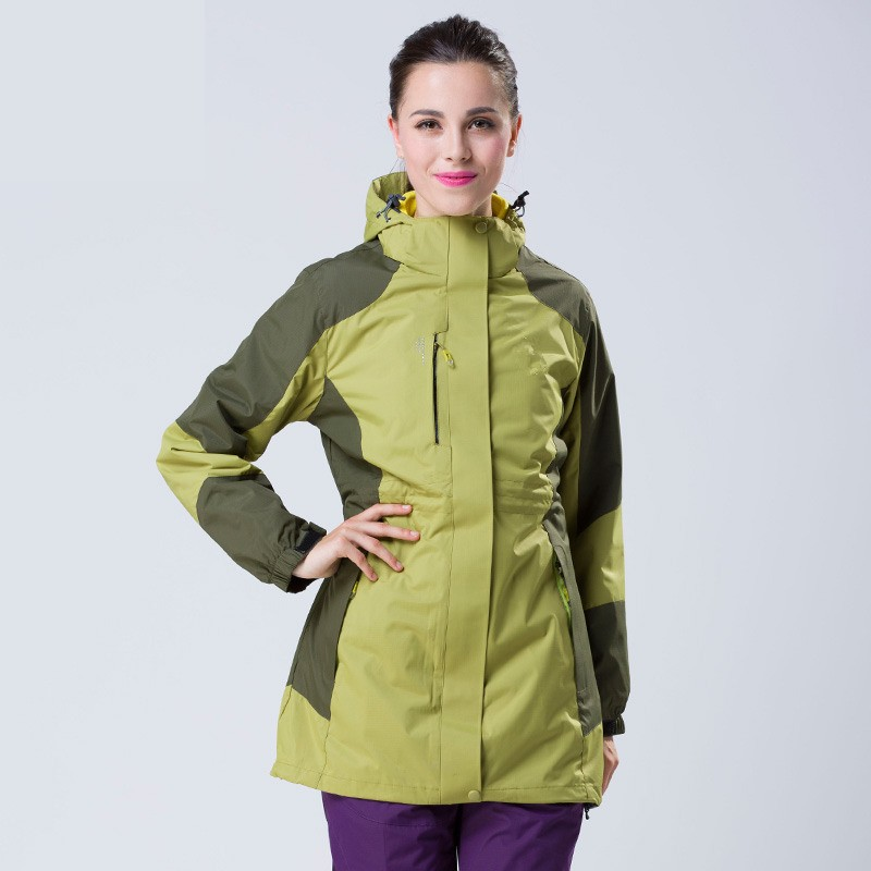 3 in 1 Hiking jacket
