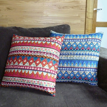 Southeast Asian style Decorative Pillow Case