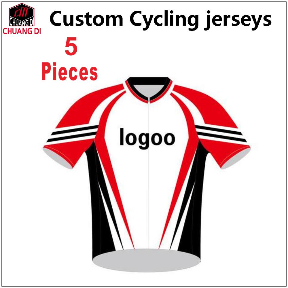 Cycling shirt design your own - Chuang Di Accept Custom Design Cycling Jersey 2017 Pro Team Design Cycling Shirt 2017
