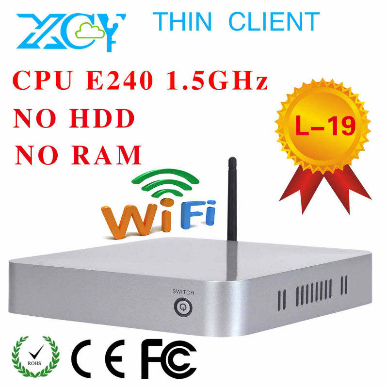 cheap! computer thin client dvi port thin client Mini pc linux support win 7 XP system(China (Mainland))