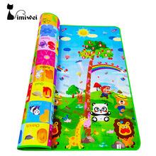 imiwei Baby Play Mat Mat For Children Developing Rugs Puzzle Carpets Play Mats Mat Baby Toys For Newborns Kids Rug Goma Eva Foam(China (Mainland))